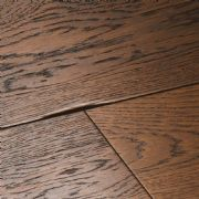 Chepstow 21mm Engineered Distressed Charcoal Oak Flooring (1.444m2 Pack)